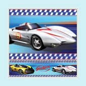 Speed Racer Wall Border SALE