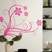 Deco Swirl Wall Sticker