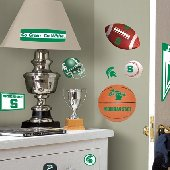 Michigan State University Wall Stickers