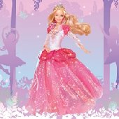 barbie princess wall border