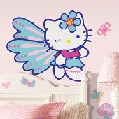 Hello Kitty Giant  Wall Mural