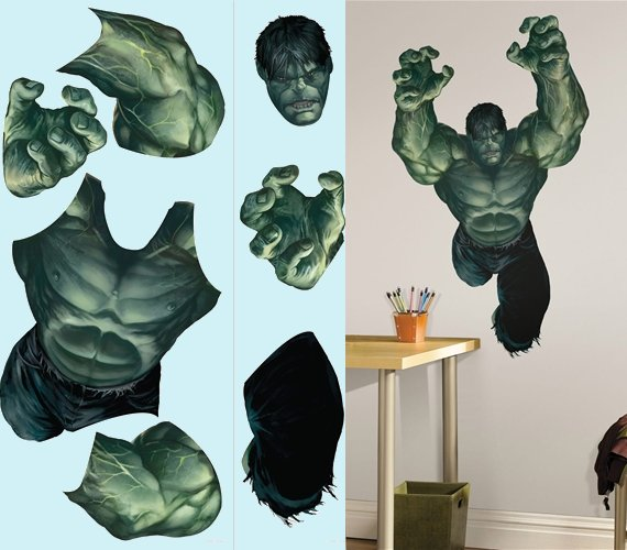 Sale Incredible Hulk Giant Wall Mural