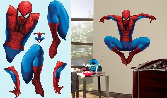 Amazing Spiderman Giant Wall Mural Sale