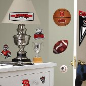 North Carolina State University Wall Stickers