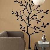 Tree Branches Wall Mural Stickers