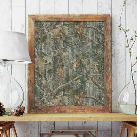 Canati Camo Peel and Stick Wallpaper - Wall Sticker Outlet