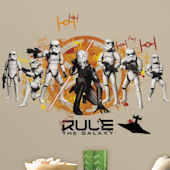 Star Wars Ep VII Rebels Imperial Army Giant Decal