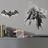 Batman Arkham Knight Darkness Wall Decal SALE