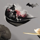 Batman Arkham City Darkness Graphix Wall Decals