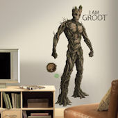 Guardians of The Galaxy Groot Giant Wall Decals