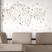 Words of Wisdom Branch Peel and Stick Wall Decals