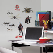 Ant Man Peel and Stick Wall Decals