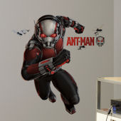 Ant Man Peel and Stick Giant Wall Decals