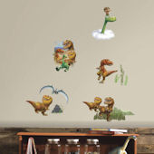 Good Dinosaur Peel and Stick Wall Decals