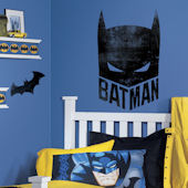 Batman Mask Giant Wall Decal