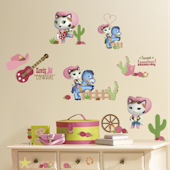 Sheriff Callies Wild West Wall Decals