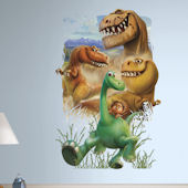 The Good Dinosaur Gang Peel and Stick Wall Decals
