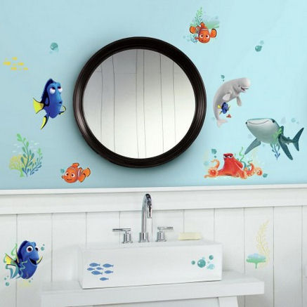 Disney Pixar Finding Dory Wall Decals - Wall Sticker Outlet