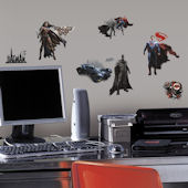 Batman vs Superman Wall Decals