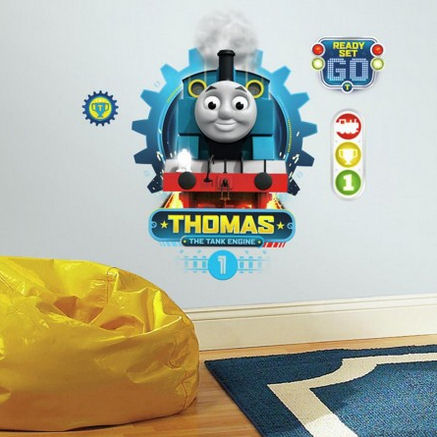 Thomas The Train Giant Wall Decals - Wall Sticker Outlet