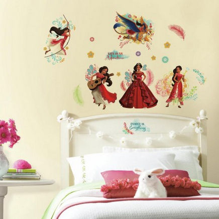 Disney Elena of Avalor Wall Decals - Wall Sticker Outlet