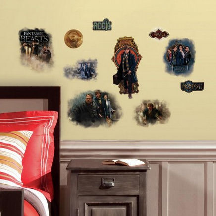 Fantastic Beast Harry Potter Wall Decals - Wall Sticker Outlet