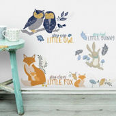 Patina Vie Animal Peel and Stick Wall Decals