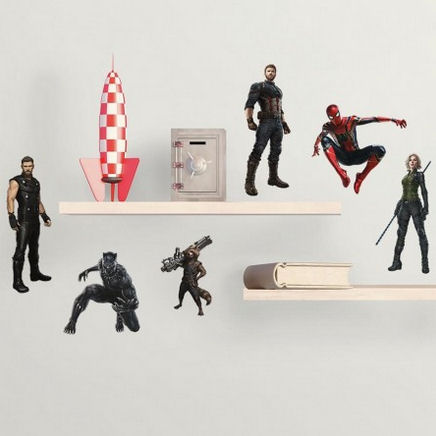 Marvel Avenger Infinity War Wall Decals - Wall Sticker Outlet