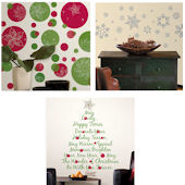 Holiday Complete Room Decal Pack Two