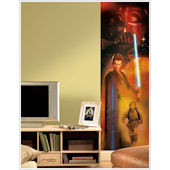 Star Wars Anakin Skywalker Wall Panel
