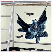 Batman The Dark Knight Giant Sticker Wall Mural