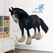 Disney Brave Angus Giant Wall Decal