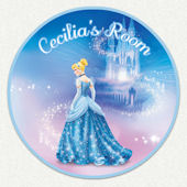 Disney Cinderella Room Custom Wall Decal