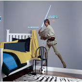 Star Wars Luke Skywalker Giant Wall Sticker