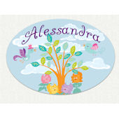 Dora the Explorer Custom Garden Wall Decal