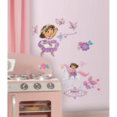 Dora Enchanted Forest Adventures Wall Decals