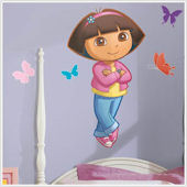 Dora the Explorer Giant Wall Stickers