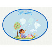 Dora the Explorer Custom Sunny Day Wall Decal