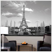 Eiffel Tower XL Wall Mural
