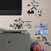 Epic Mickey 2 Wall Decals