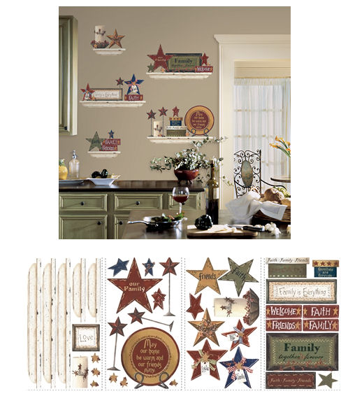 Family and Friends Wall Stickers - Wall Sticker Outlet