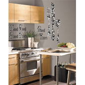 Good Times Silverware Giant Wall Decals SALE