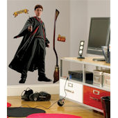 Harry Potter Giant Wall Sticker SALE