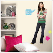 iCarly Giant Wall Sticker SALE