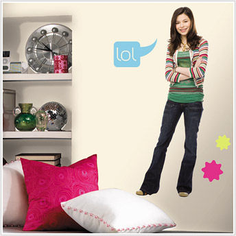 iCarly Giant Wall Sticker - Kids Wall Decor Store