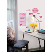 Kisses Peel and Stick Wall Decal