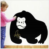 Lola Chalkboard Peel Stick Wall Sticker SALE