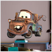 Disney Mater Giant Wall Sticker