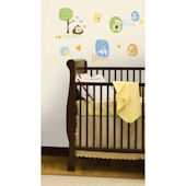 Modern Baby Peel and Stick Wall Decal