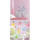 Disney Castle Princess Wall Sticker Room Package Part 98